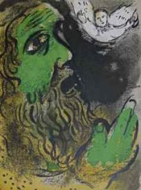 La Bible, Marc Chagall