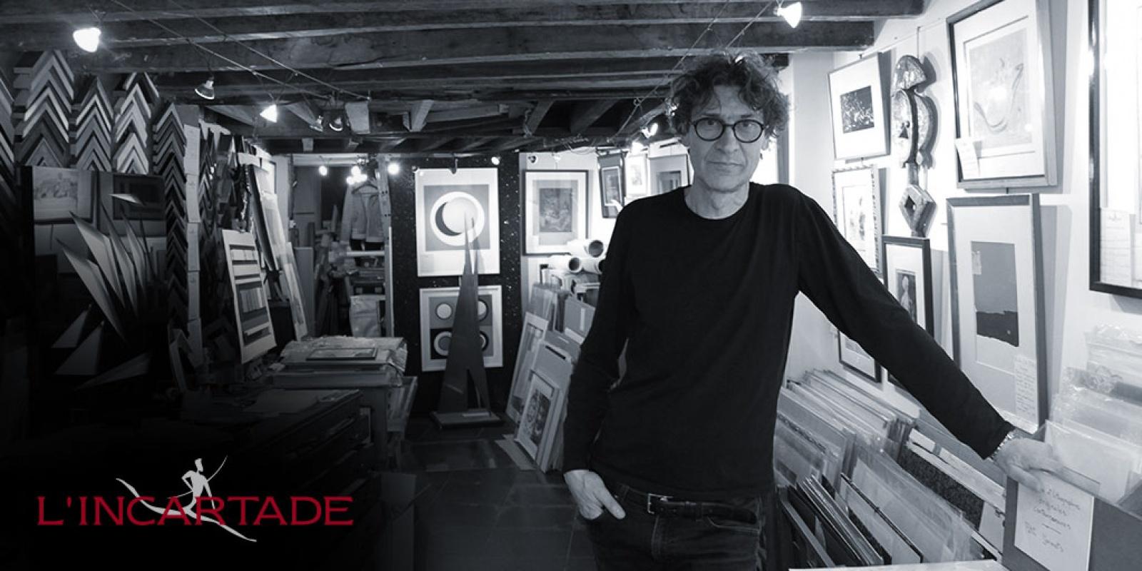 Incartade.fr - L'Incartade - Galerie d'art et affiches de cinéma de collection - Lille
